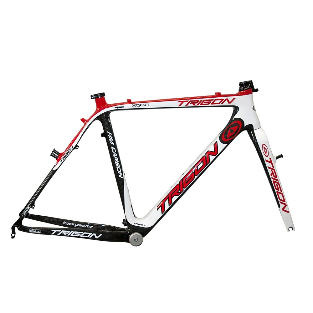 Trigon XQC01 Full Carbon Cyclocross Frame Set | trigon-cycles.co.uk ...