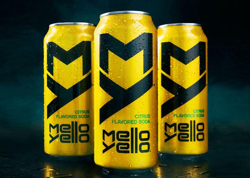 Mello Yello Soda