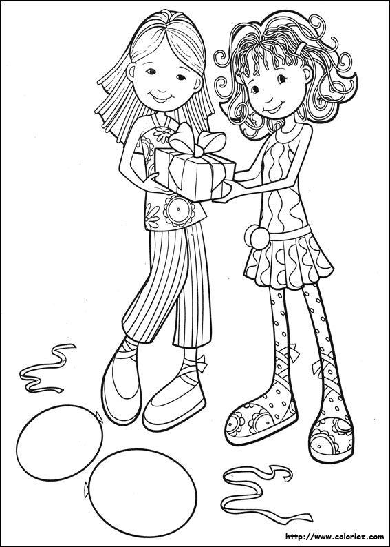 Groovy Girls Birthday | Groovy Girls | Pinterest | Malbücher