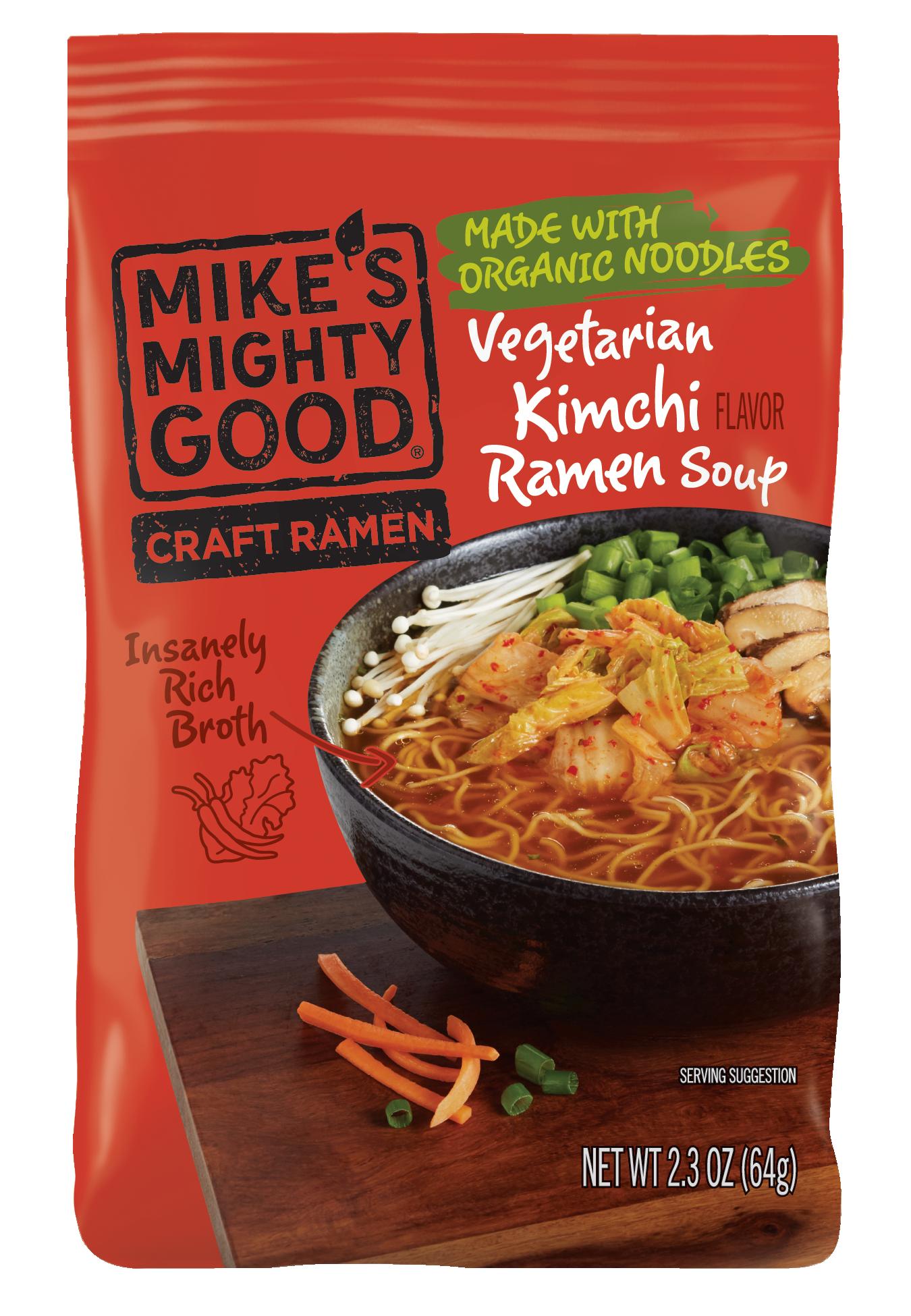 Vegetarian Kimchi Ramen Noodle Pillow Pack Vegetarian Kimchi Ramen Noodles Good Healthy Recipes