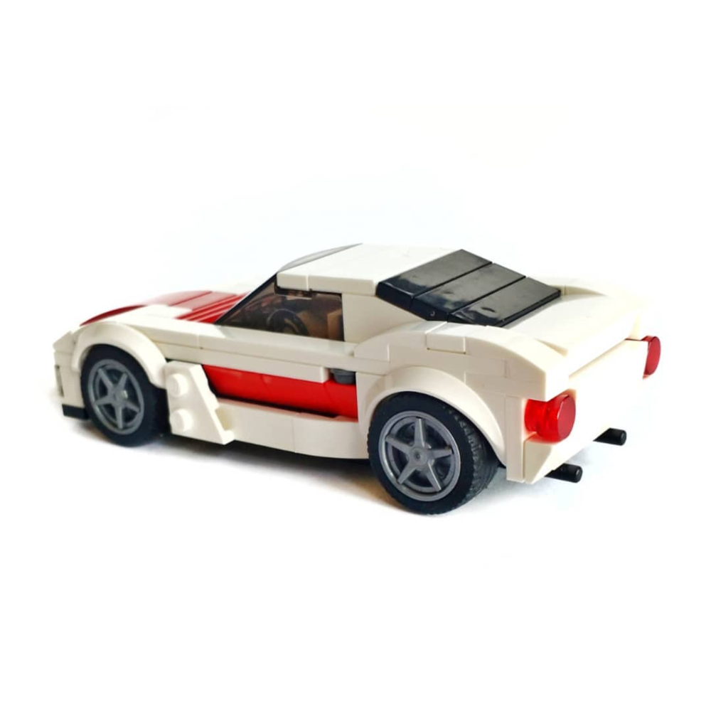dsdvegabrick's Media: Centauri Indian Coupé EX by Lego #lego #legoinstagram #legocar #moc #afol #car #carlovers #racer #supercars #gtcar #hypercar #conceptcars #racing🏁 #urbancar #sport #design #speedchampions #legospeedchampions #rider