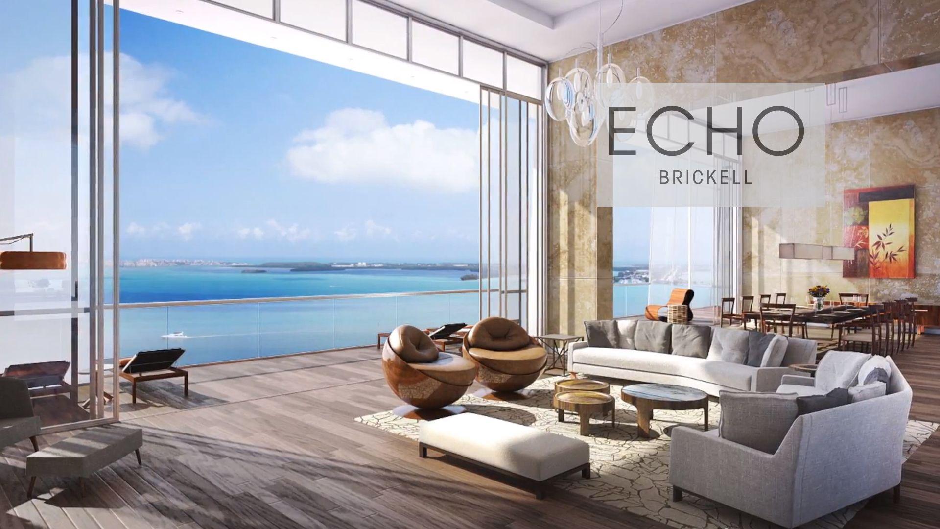 Echo Brickell Floor Plans Echo Brickell Is The Second Ultra Luxury Condo Residences