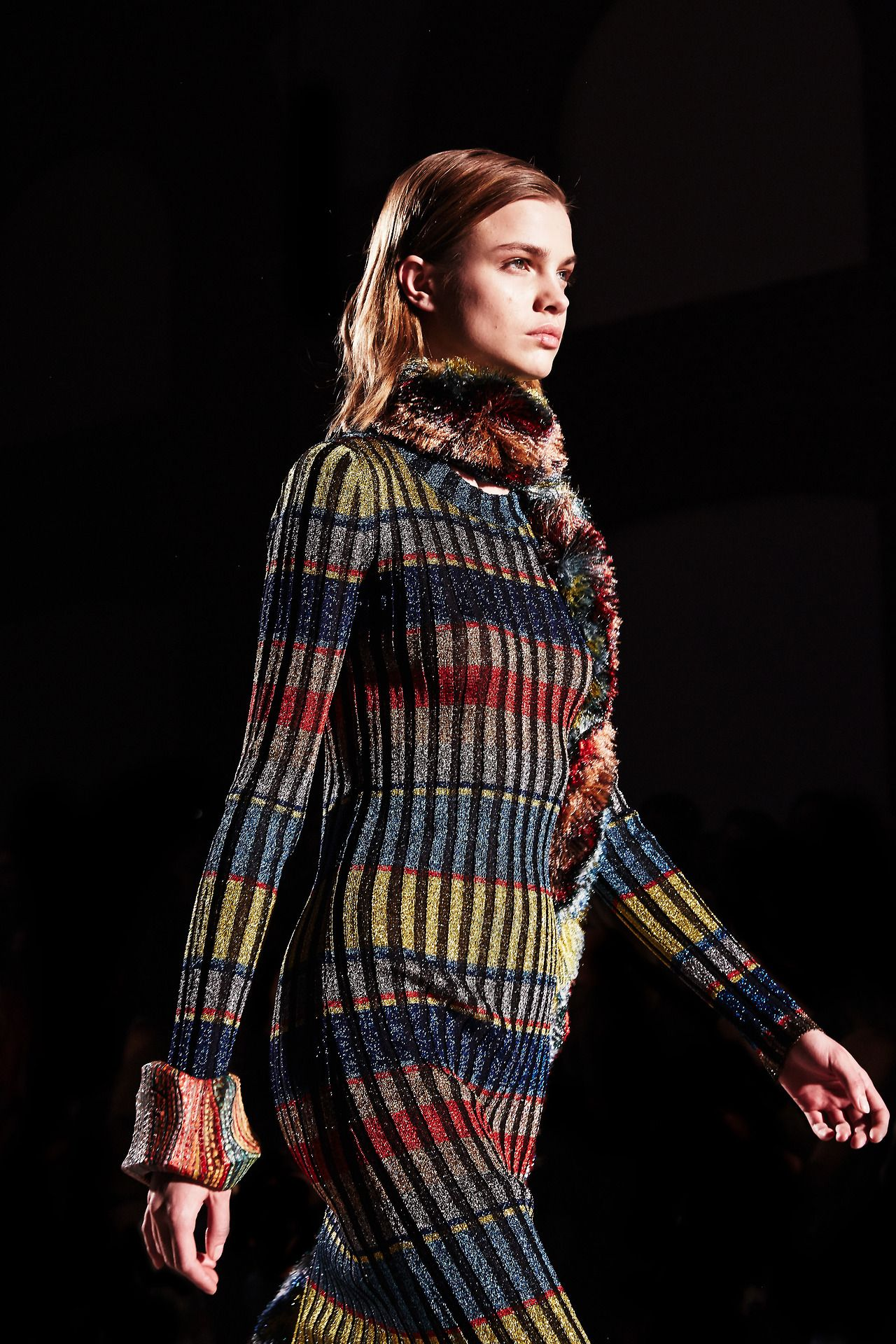 Missoni — Selected shots from Missoni Women's Winter 2017....