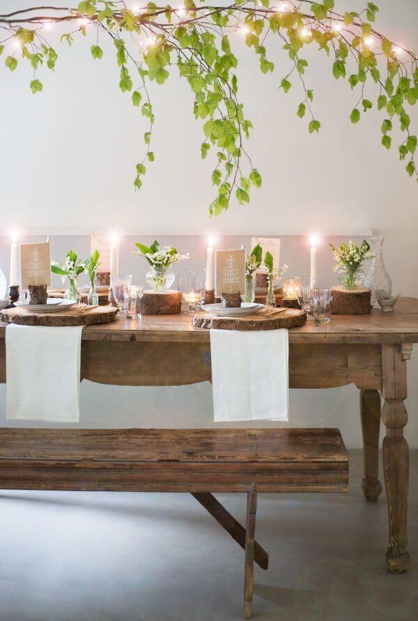 So dekorierst du dein heim stilvoll diy deko ideen lichterkette und diy deko - Lichterketten deko ideen ...