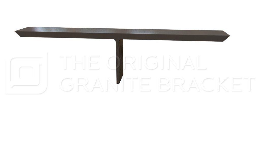 T Brace Countertop Support Bracket Countertops Granite