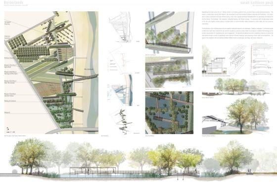 Competition Boards Sarah Kathleen Peck Landscape Architecture