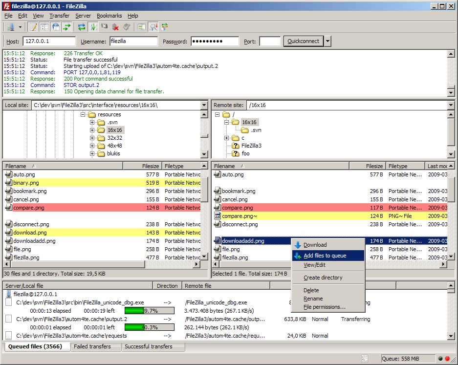 Filezilla 3 10 3 32bit Filezilla Client Is A Fast And Reliable