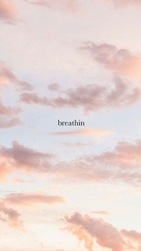 Breathin Art Wallpaper #aestheticwallpaperiphone