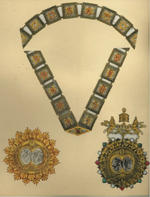 Order of the Seal of Solomon | Знаки