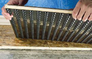Best subfloor options for basement