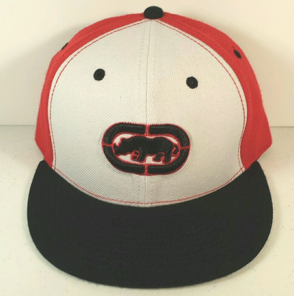 18788fb9557 Ecko Untd Hat Snapback 3D Rhino Logo Mens Womens Baseball Cap One Size   EckoUnltd  BaseballCap
