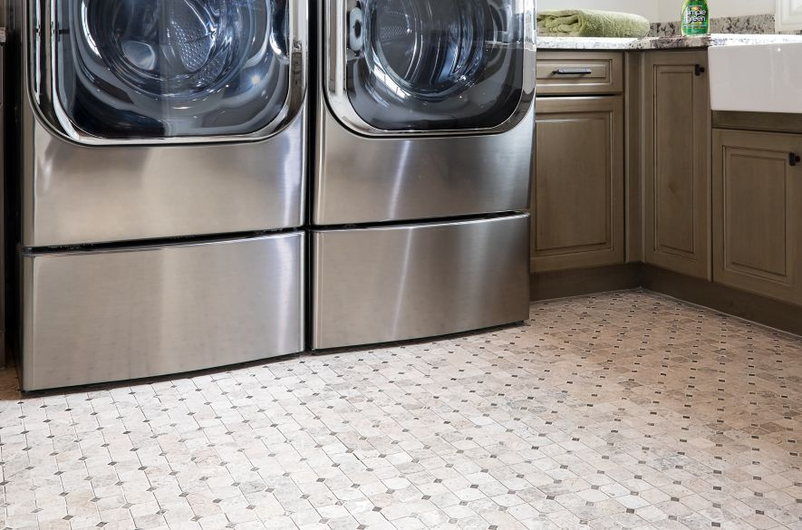 Laundry Room Tile Designs Trends Ideas For 2019 The Tile Shop Laundry Room Tile Room Tiles Design Laundry Room