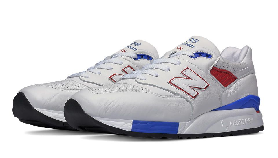 998 With By AirWhite RedNew BalanceShoes Blueamp; Explore AqL34R5j
