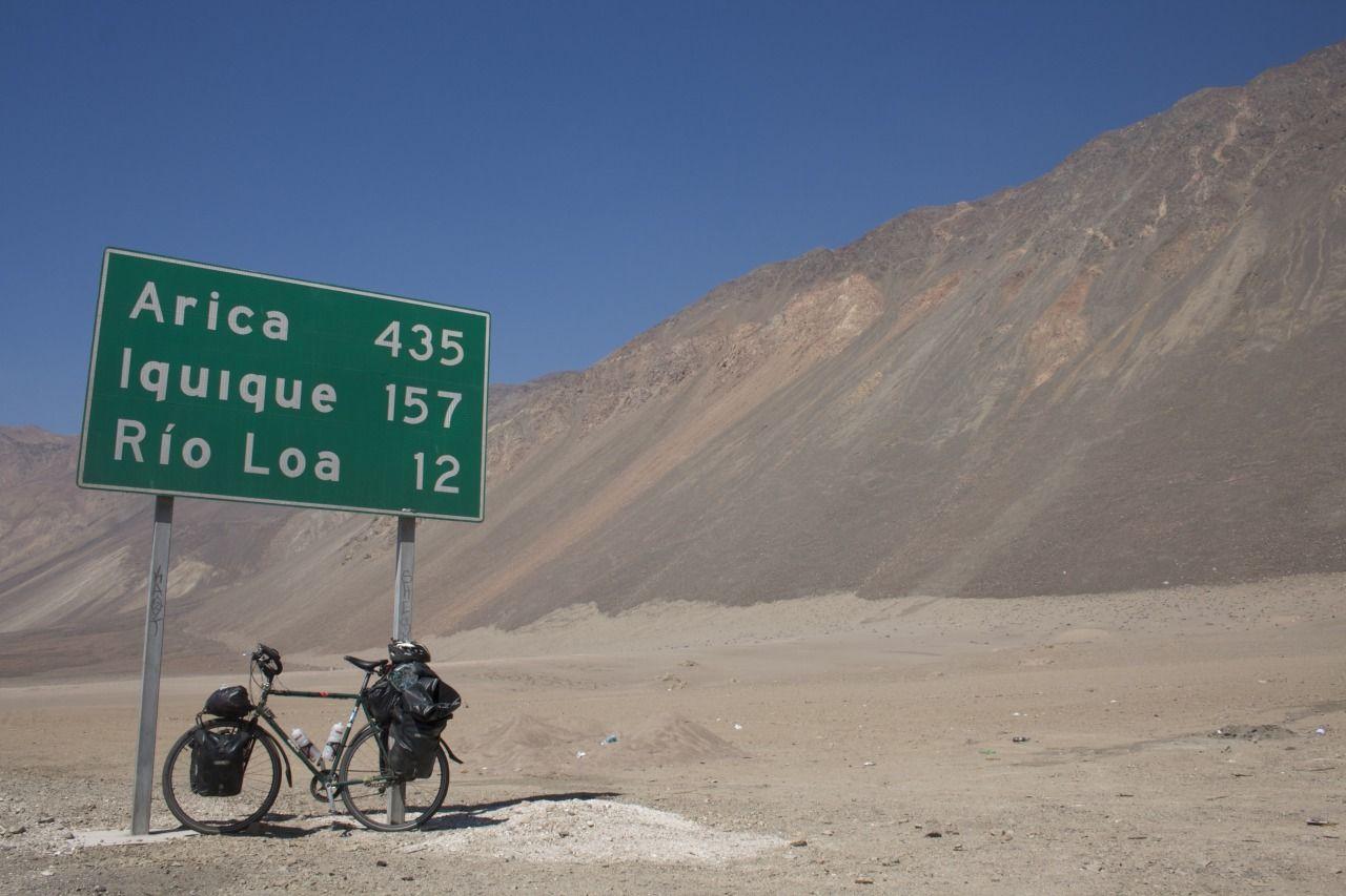 Atacama, heading north