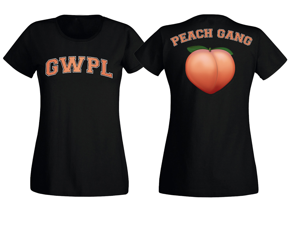 fa25890a Peach Gang - Girls Who Powerlift Powerlifting Competitions, Fitness Clothing,  Workout Clothing, Fitness
