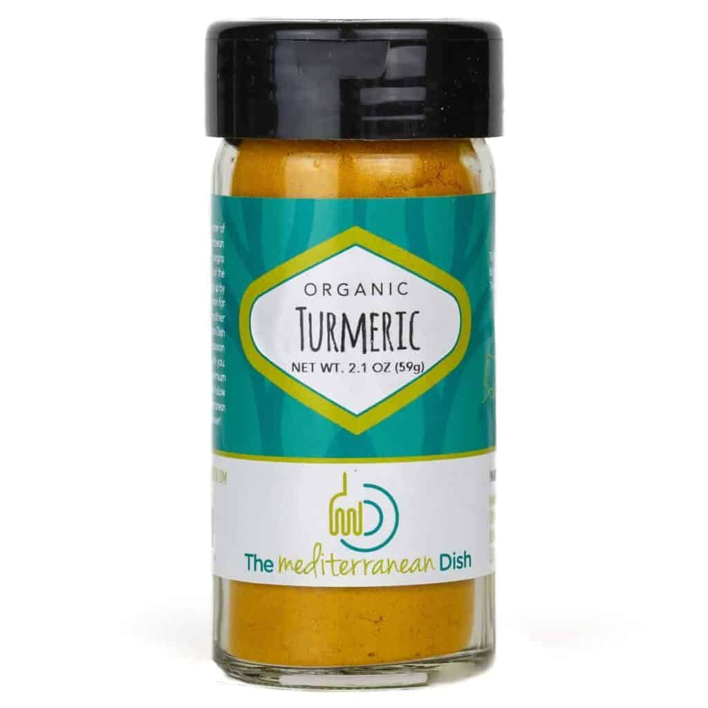 Create your own 3pack mediterranean dishes turmeric