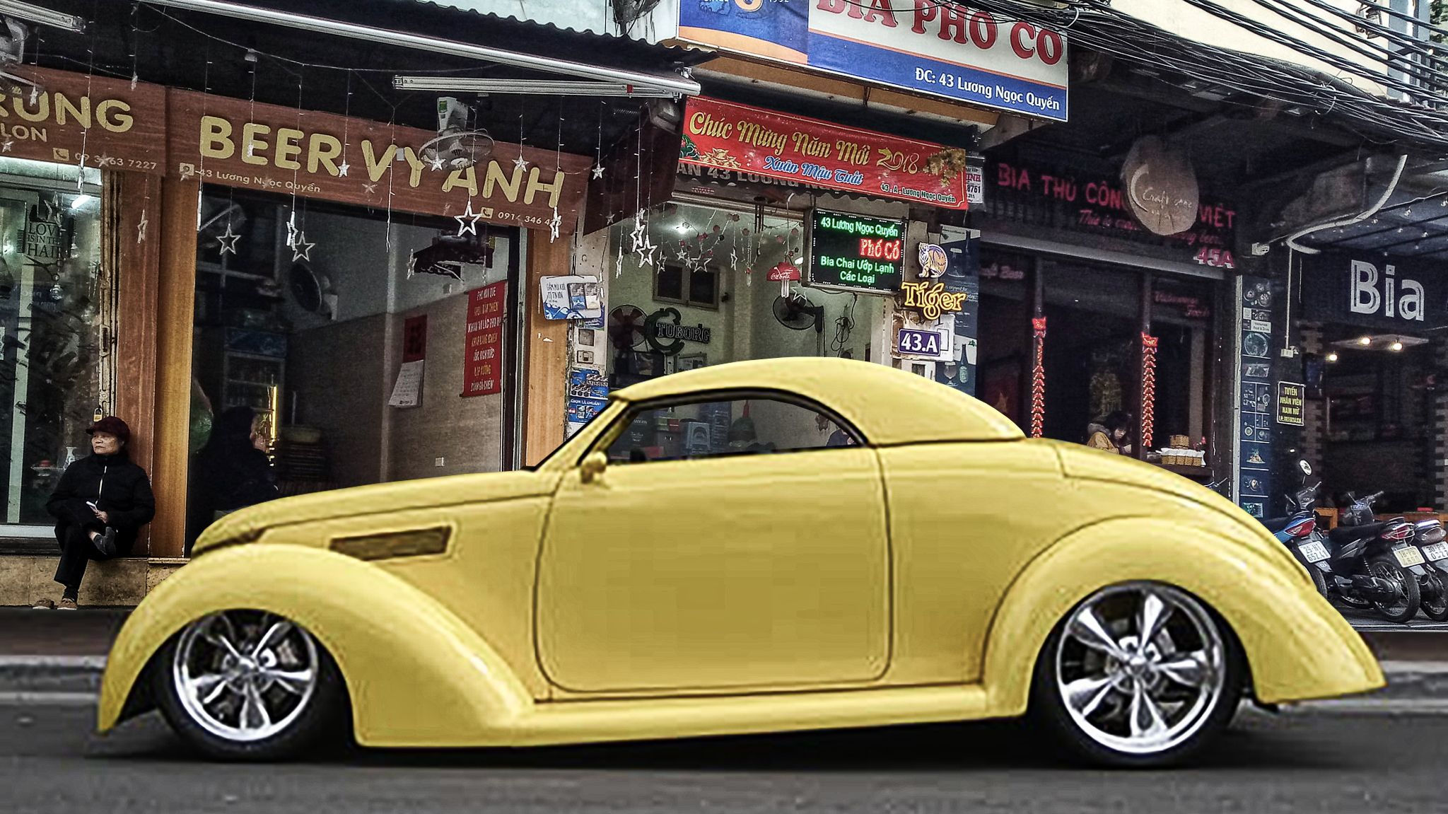 1937 Ford Hardtop Conv Lemon High Def Wallpapers Ford Wallpaper