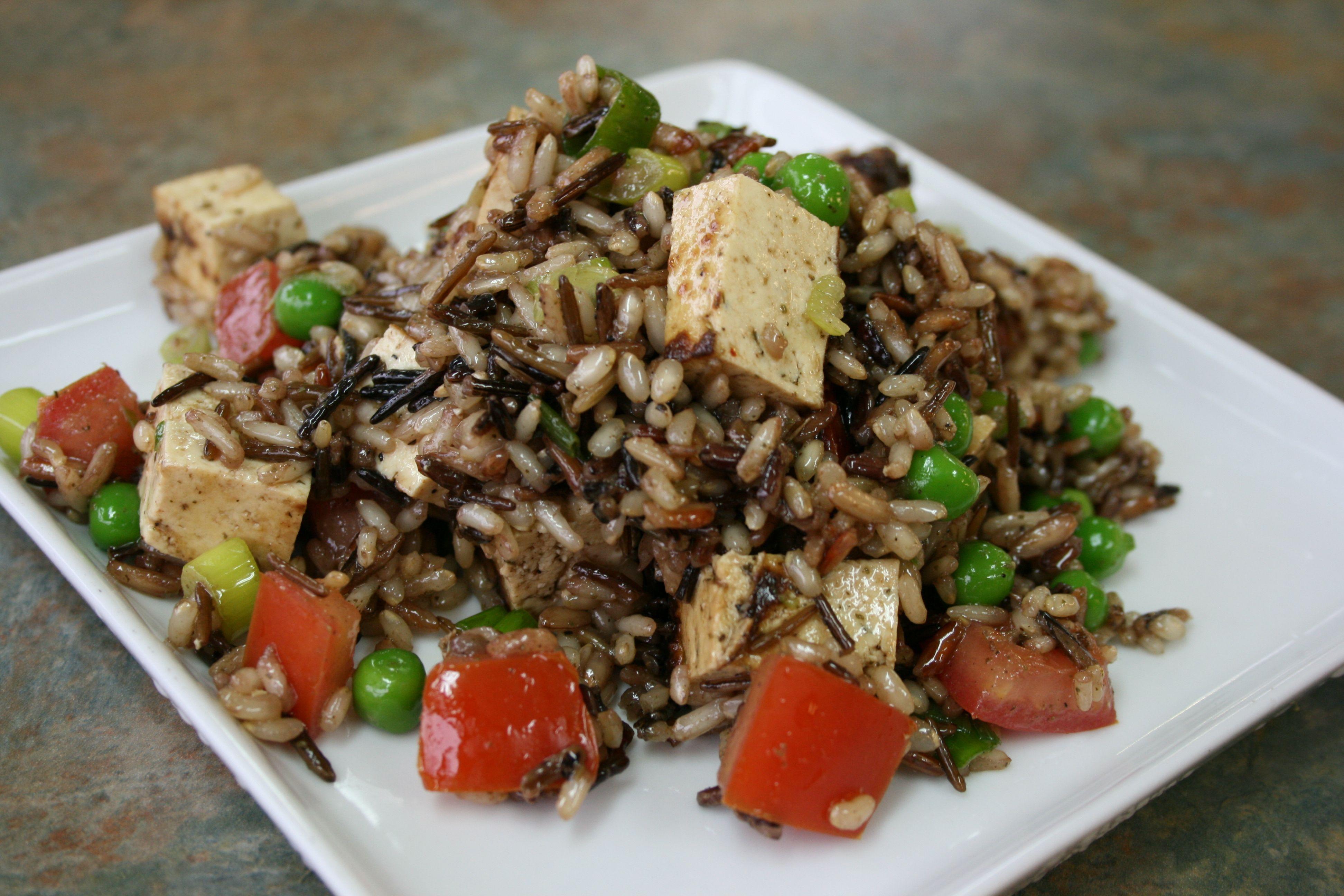 Lassens deli wild summer rice food