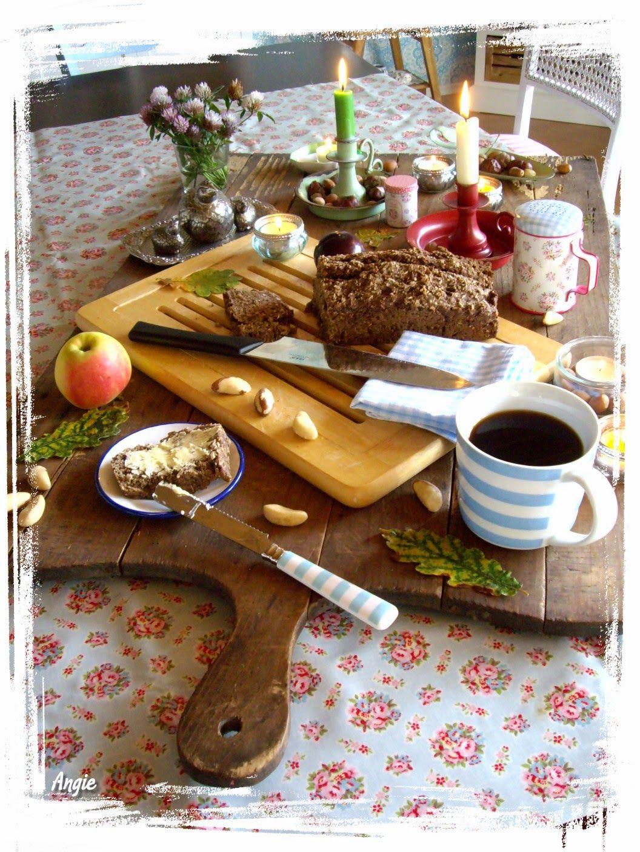dieses herbstliche frühstück... (With images) Cooking