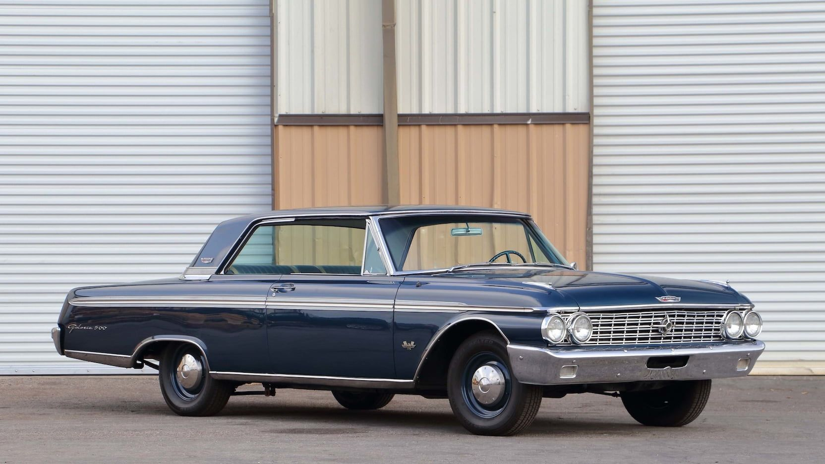 1962 Ford Galaxie 500 406 405hp Tripower V8 4speed Stick 4 11 Limited Slip Ford Galaxie Ford Galaxie 500 Galaxie