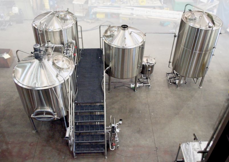 10 Bbl Micro Brewing Systems Brewing Equipment Beer Brewing Equipment Brewery Equipment