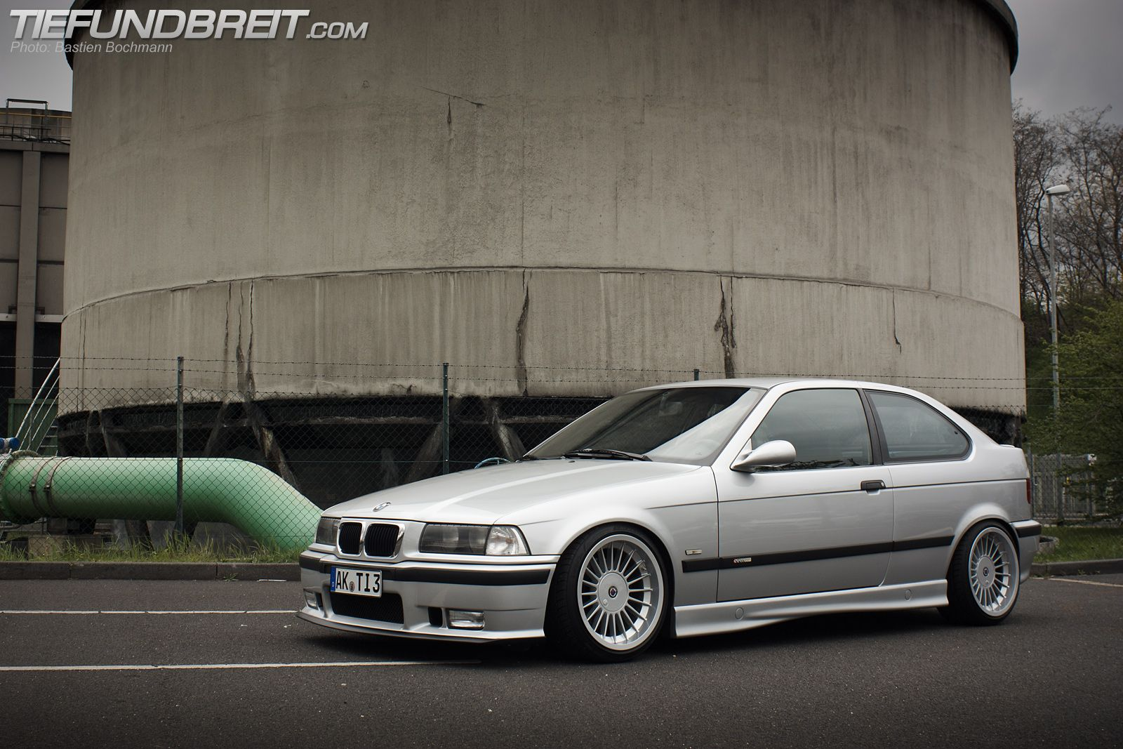 very nice bmw e36 compact on alpina wheels bmw e36 culture album pinterest bmw e36 bmw. Black Bedroom Furniture Sets. Home Design Ideas