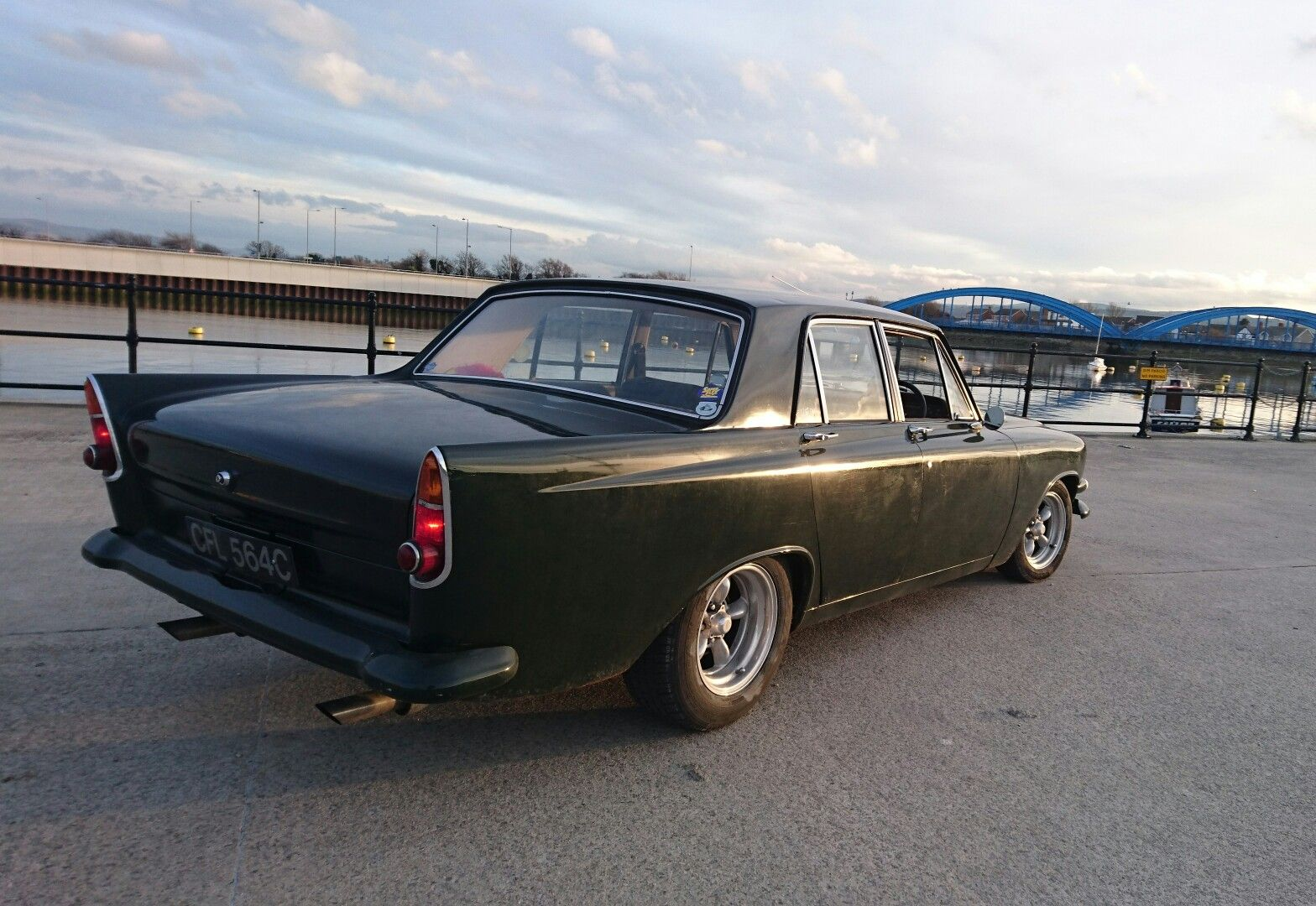 Ford Zephyr Mk3 1965 Classic Cars British Ford Zephyr Classic Cars