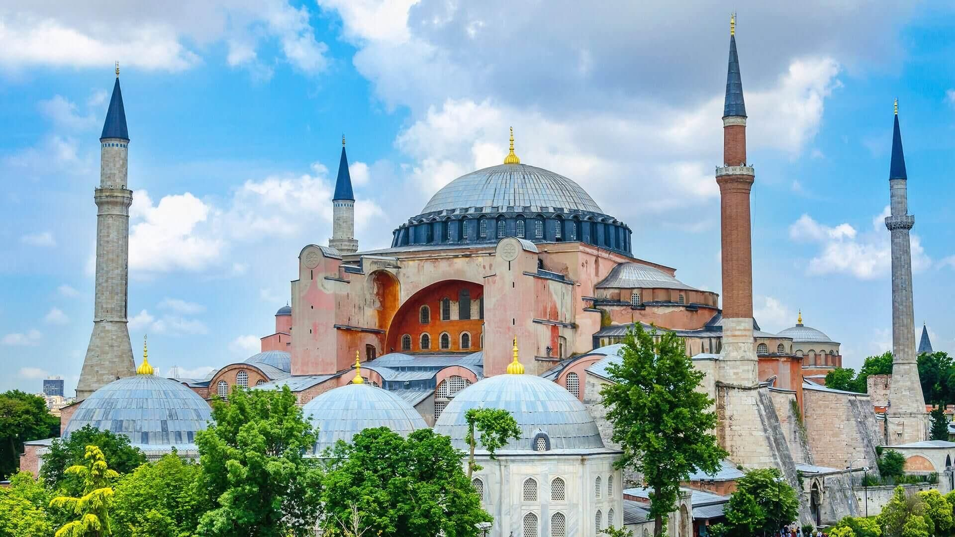 Hagia Sophia, The Great Mosque of AyaSofya