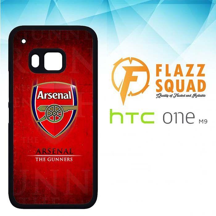 Arsenal The Gunners X4409 HTC M9 Case