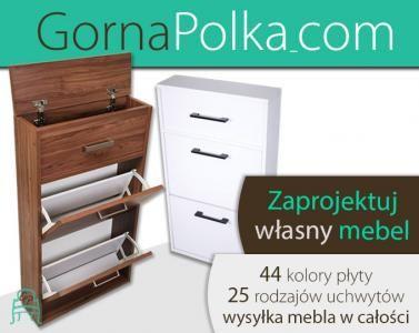 60cm Szafka Na Buty Wiszaca Klapowa Design Sbk460 Furniture Home Decor Decor