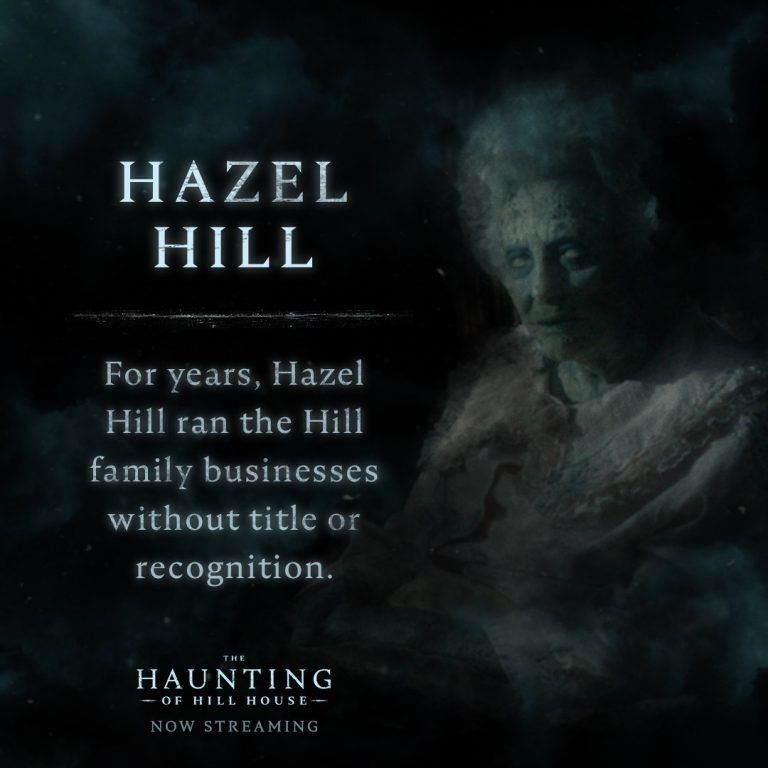 Pin On The Haunting Of Hill House