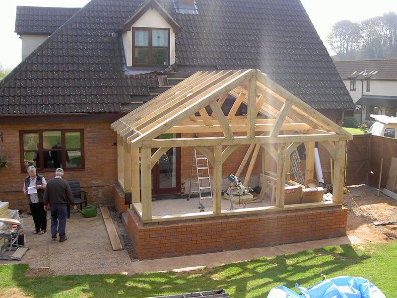 Oak Framed Sunroom Sunroom Addition Porch Design Garden Room Extensions