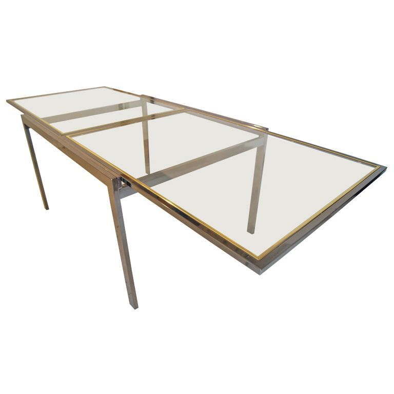 Milo Baughman For Thayer Coggin Extension Dining Table