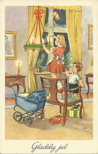 Fleson Postkortgalleri - PETERSEN, HANS CHRISTIAN.
