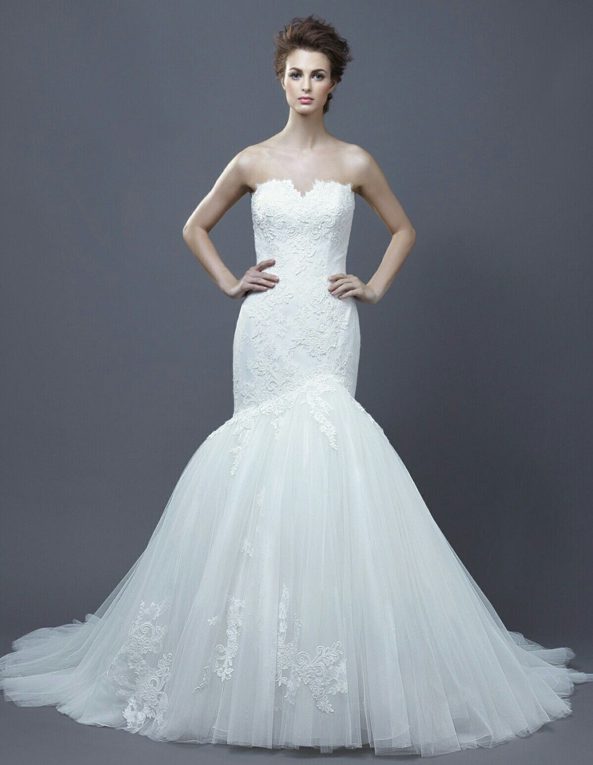 Enzoani | All about wedding /ideas/bridal special occasion dresses ...