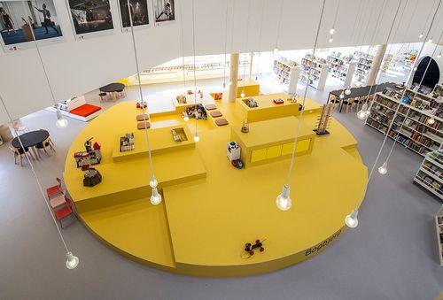 Arkitema Architects — Trommen Cultural Centre