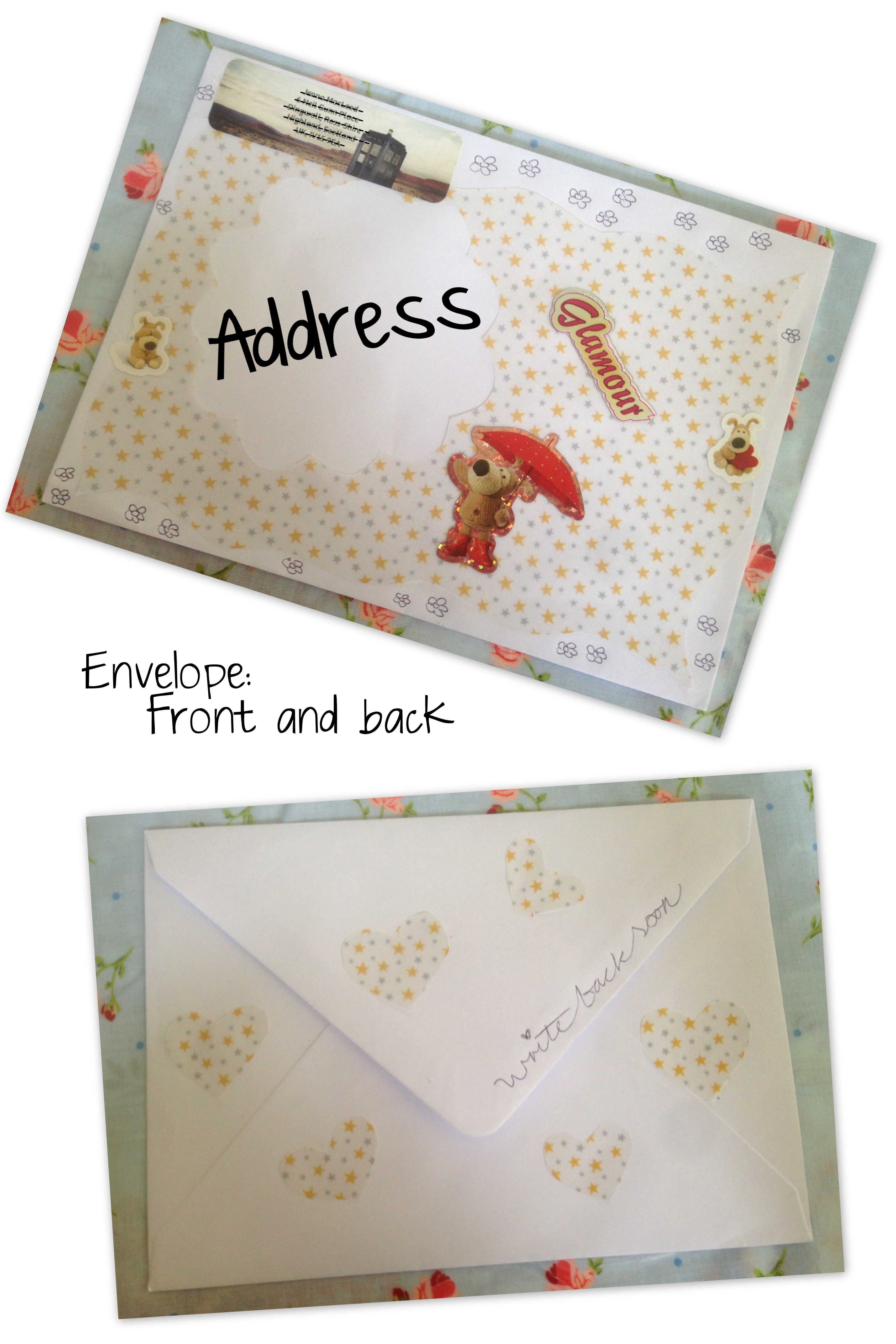 Pen Pal Letters Pen Pals Letters Decoration