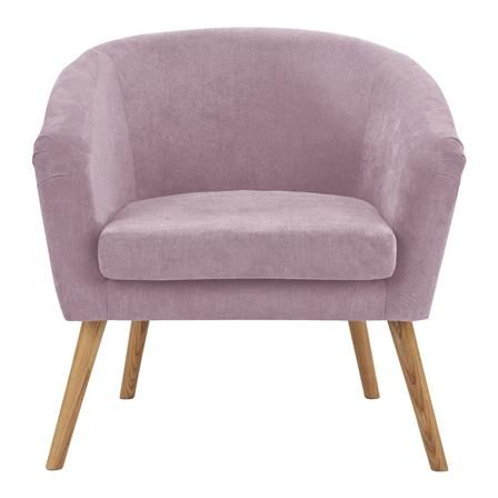 Beno Accent Chair Blush