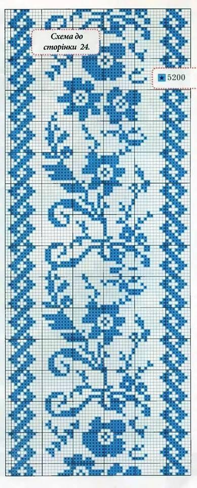 Pin de Loshak Olga en Вишика монохром | Pinterest | Bordado
