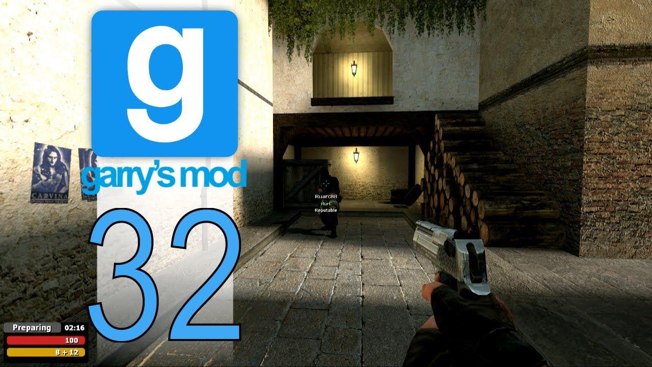 GMOD - E32 [Trouble in Terrorist Town]
