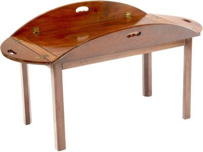 english mahogany butler tray table wish they would make one with a rh pinterest com