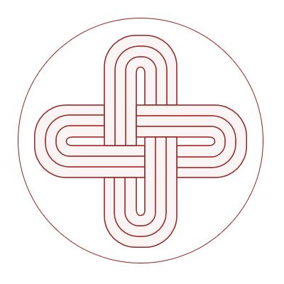 The Solomons Knot Is A Very Ancient Celtic Knot Symbol That Is