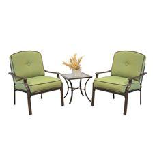 my new patio set u003c3s piece deep seating set bed bath beyond rh pinterest com
