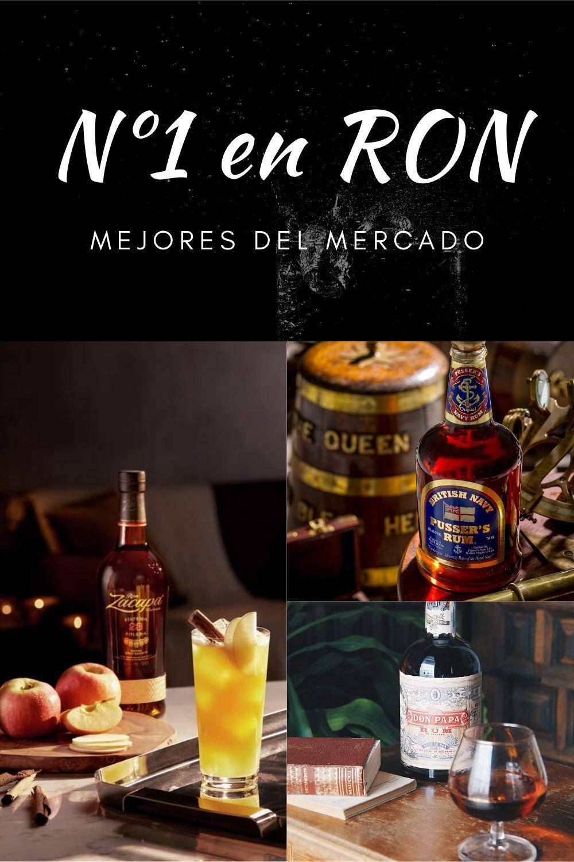 El Mejor Ron 2020 Bebidas Espirituosas Ron Y Cana De Azucar