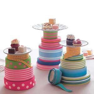 ribbon tower rachael ray love rachael ray rachel ray dekoration rh pinterest at