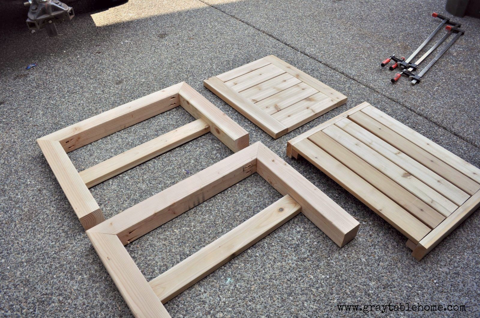 Diy Modern Rustic Outdoor Chair Plans