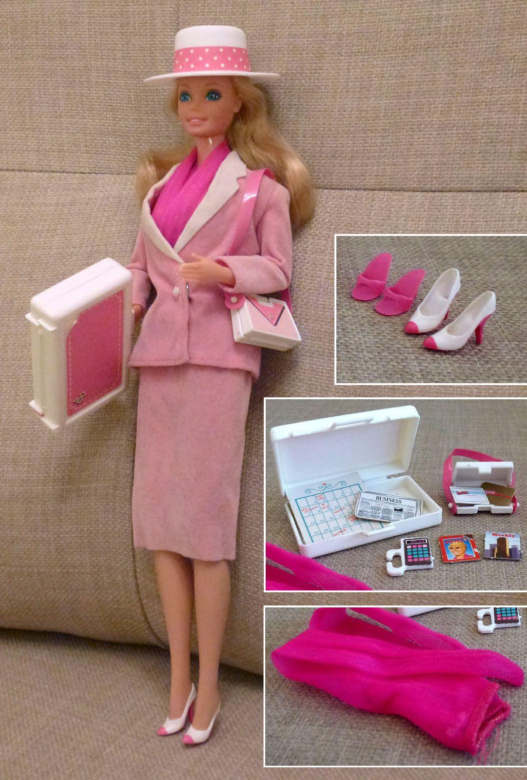 Mattel Barbie Signature Vintage Looks 1985 Day-to-Night Doll