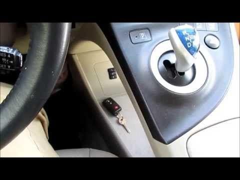 طريقة التشغيل الصحيحة لسيارة تويوتا بريوس هايبرد Gear Stick