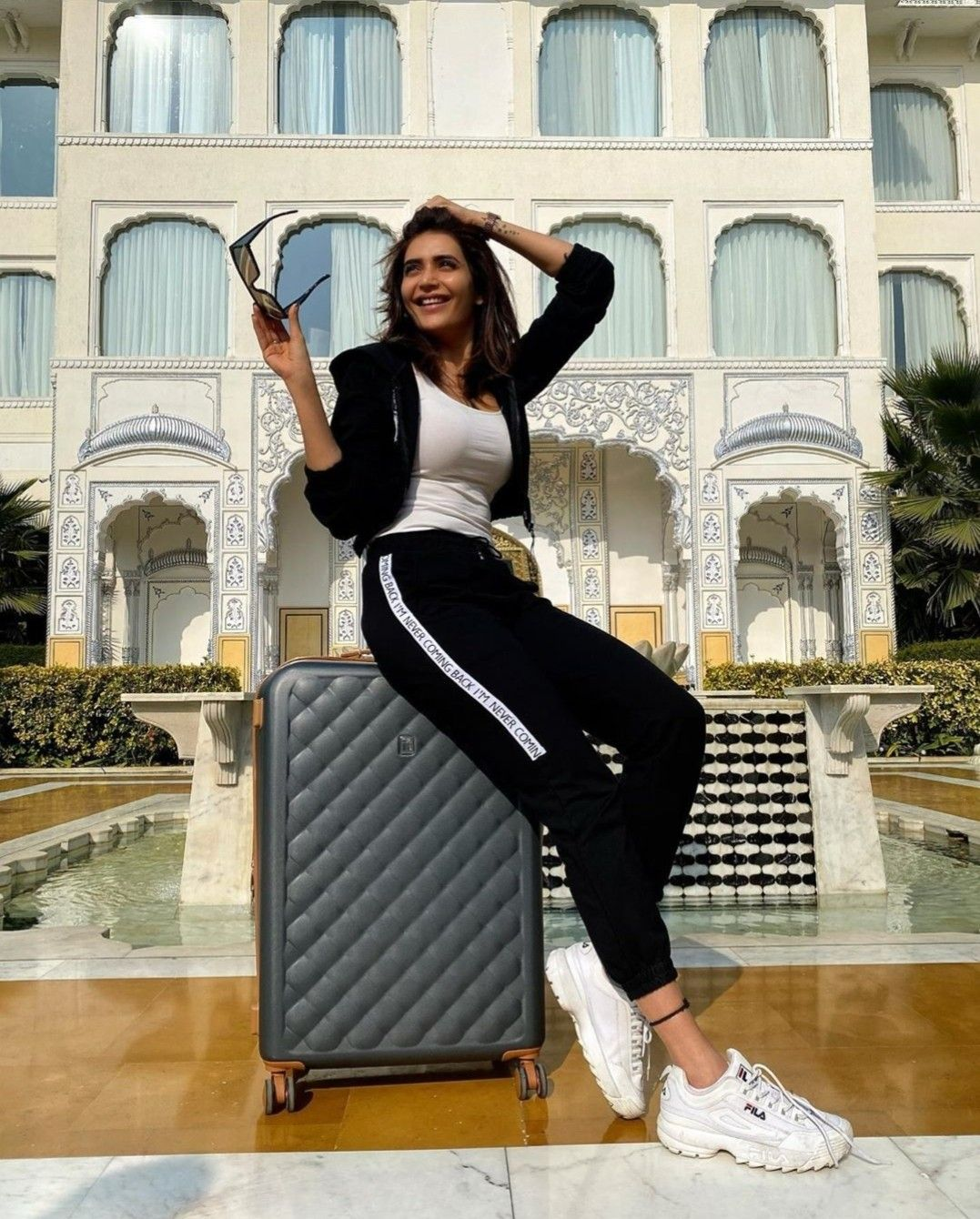 Pin by Haidari on Tollywood in 2020 Sporty outfits