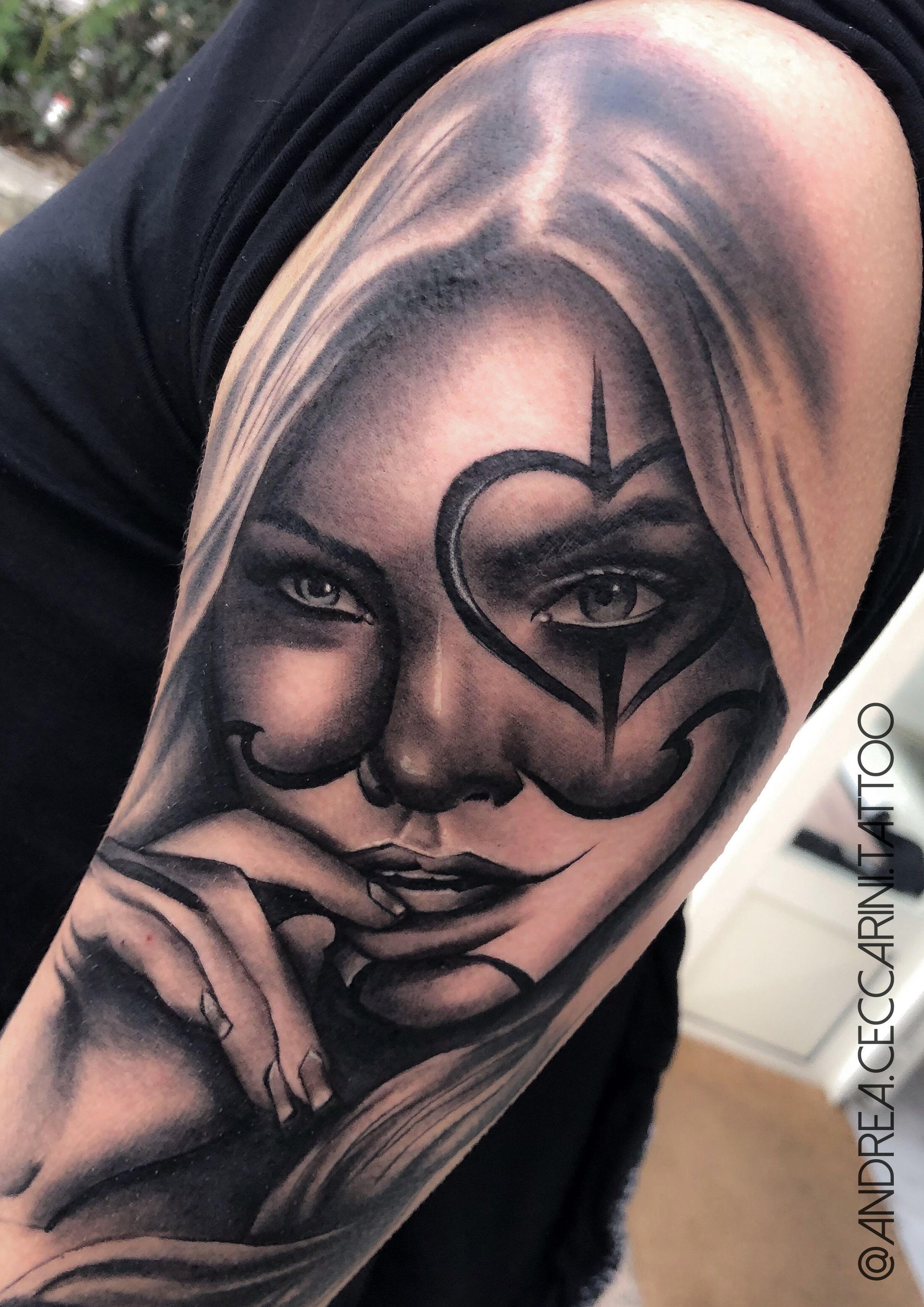 Pin di Jaime Marrero su Tatuajes chicanos (con immagini) | Tatuaggi chicano
